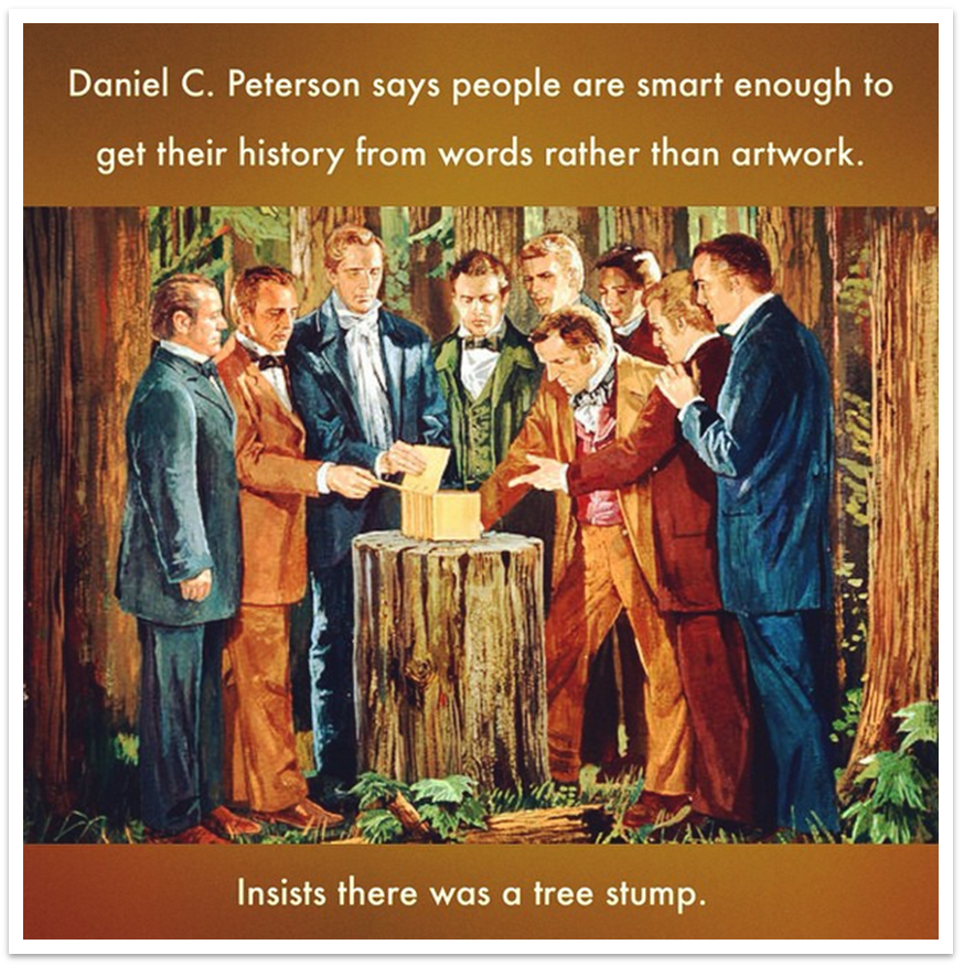 FairMormon Book of Mormon Translation Deception Art Daniel C. Peterson Interpreter Foundation