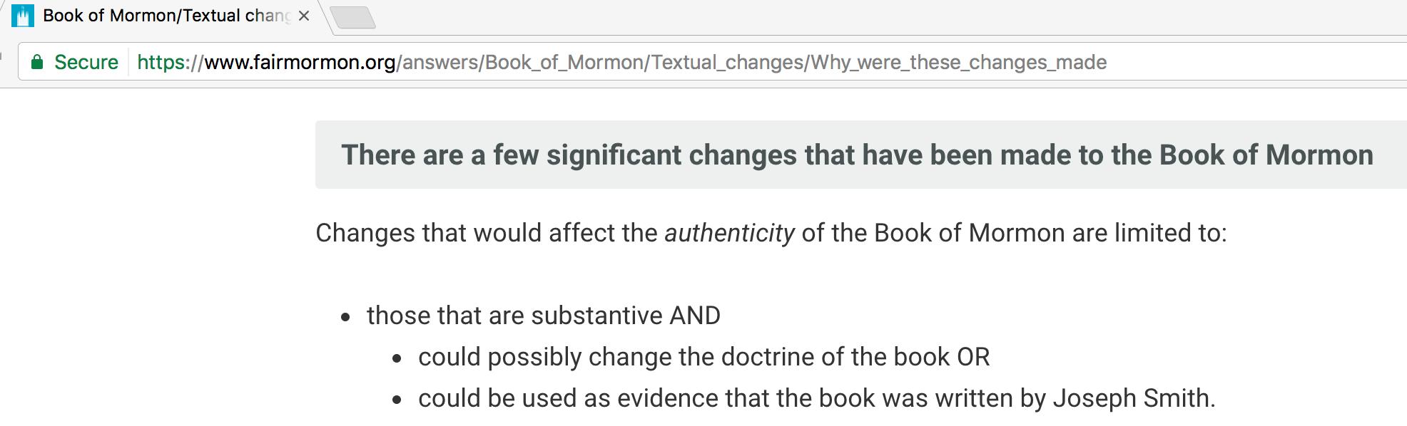 Influential 'Anti-Mormon Liar' Debunks