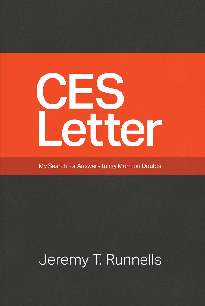 mormon ces letter ces letter my search for answers to my mormon doubts 23692 | book cover cesletter