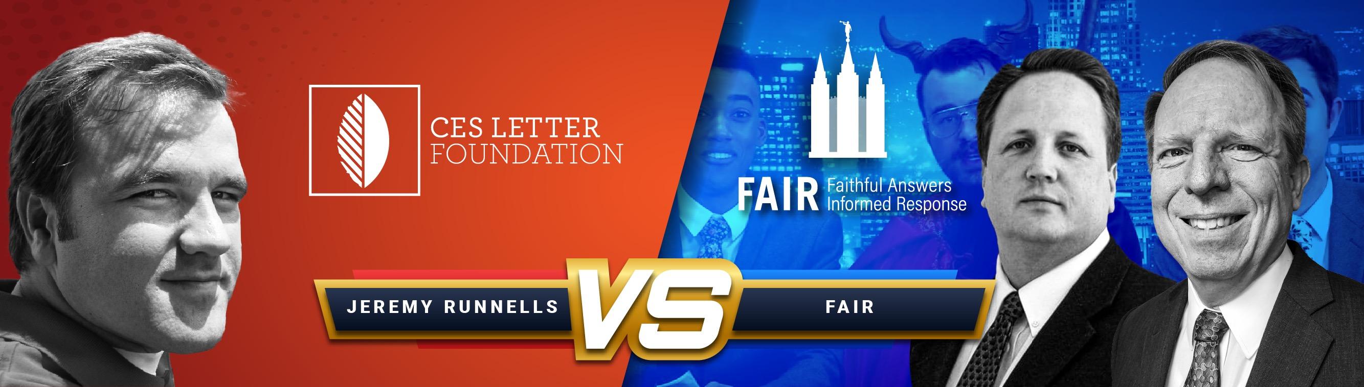 Debunking FairMormon CES Letter Scott Gordon John Lynch Kwaku